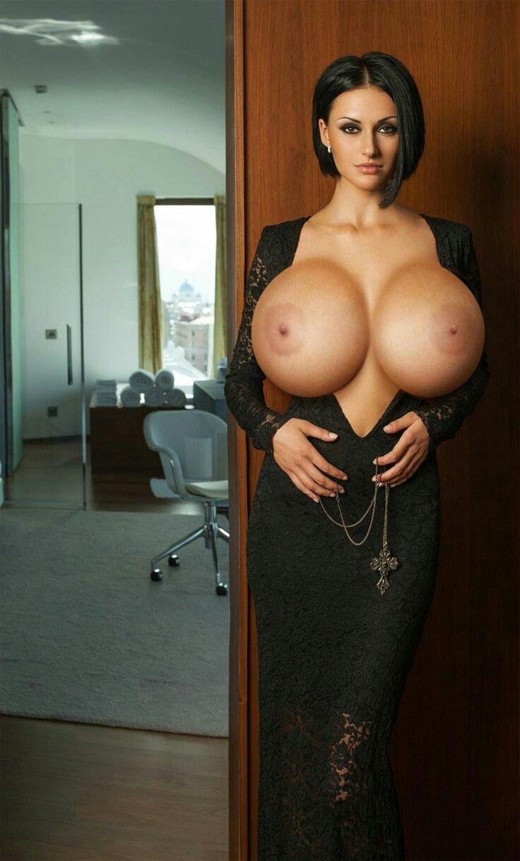 Big Tit Secretary